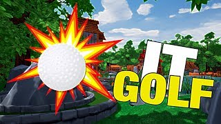 GOLF AGRESIVO!! c/ vegetta y angelysaras