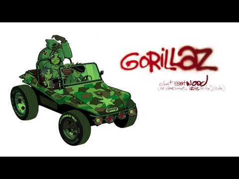 Gorillaz - Clint Eastwood (Ed Case/Sweetie Irie Remix)