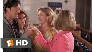 My Best Friend's Wedding (3/7) Movie CLIP - George Overplays His Part (1997) HD