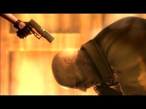 Resident Evil The Darkside Chronicles Part 7 Mr. X Boss Fight