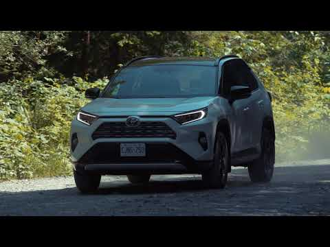 2019 Toyota Rav4 #MoreOutThere: Electronic On-Demand AWD