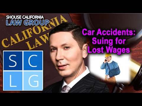 "Car crash injury? 7 types of ""lost wages"" you can recover"