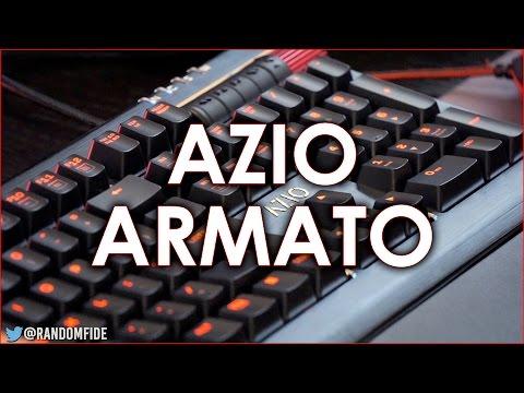 The All New AZIO Armato Keyboard