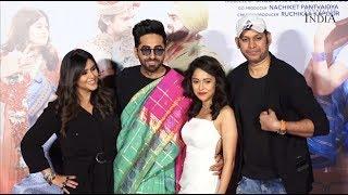 "Dream Girl: CoStar Nushrat Bharucha says Ayushmann Khurrana was ""the diva on set | DreamGirl Trailer"