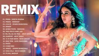 ... top 15 hindi hits songs 2020- new remix mashup songs...