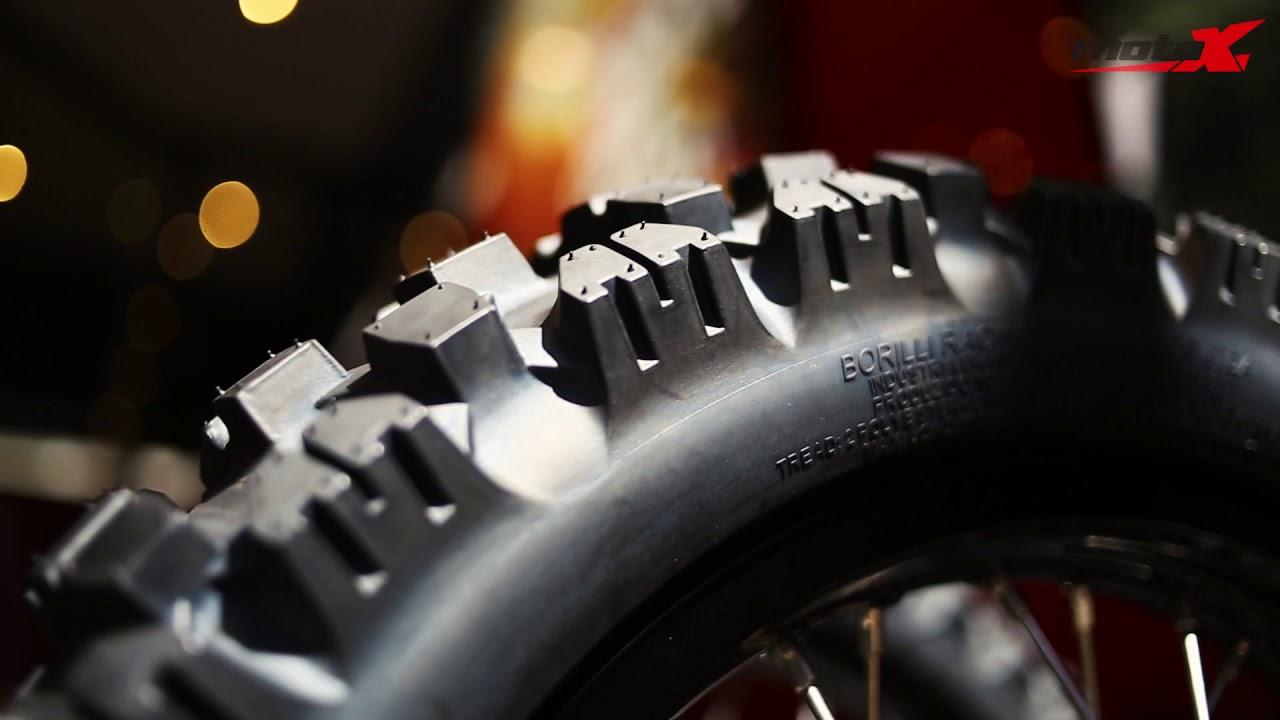 MotoX visita: #tour pela Borilli Racing e lançamento do Mousse para off-road brasileiro
