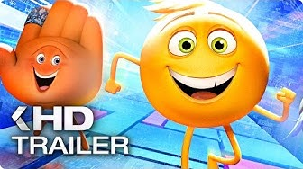 EMOJI: Der Film Exklusiv Trailer German Deutsch (2017)