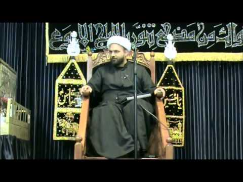 3rd Muharram - Sheikh Mohammed Ali Ismael : Sakina Trust 1434