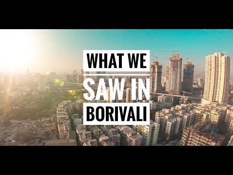 What we saw in BORIVALI | MUMBAI  #Indiamumbai #cinematic #motovlogseries