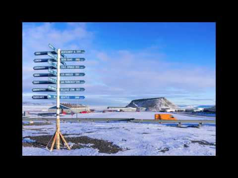Henrik - Ankomst til Thule Air Base