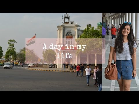 A day in my life | Fun day at Cp, Delhi