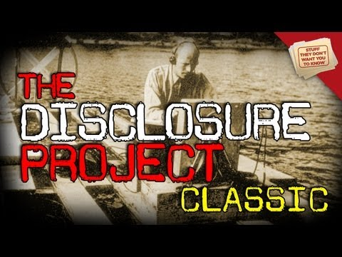 The Disclosure Project | CLASSIC