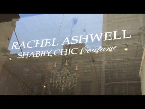 Rachel Ashwell Shabby chic üzletében jártam New York-ban
