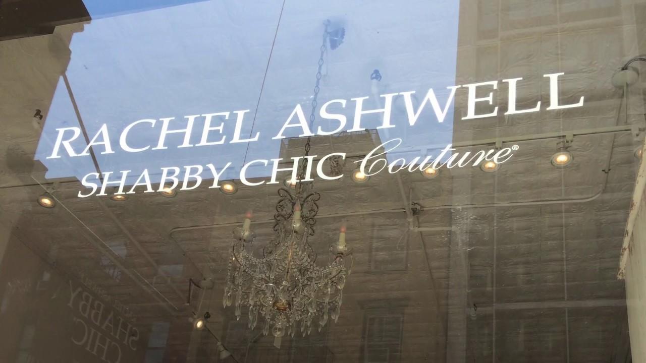 rachel ashwell shabby chic zlet ben j rtam new york ban youtube. Black Bedroom Furniture Sets. Home Design Ideas