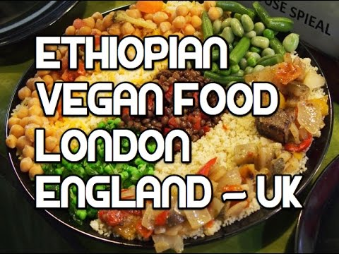 Ethiopian Vegan Food London Brick Lane Ethiopiques