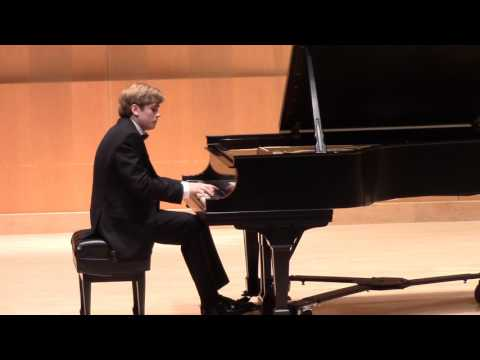 Andrew Edwards - Muczynski Dream Cycle II. Allegro Risoluto
