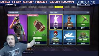FORTNITE - DAILY ITEM SHOP RESET ( SEPTEMBER 28 ) NEW SKINS AND EMOTES ARE OUT NOW