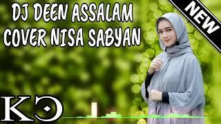Gambar cover Dj Deenasalam cover NISA SABYAN