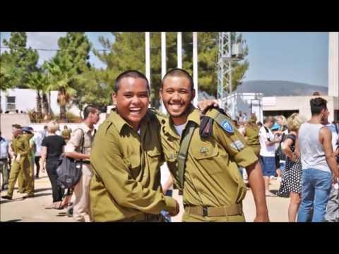 JUNIOR...YOUNG IDF CEREMONY Sept 13 2016