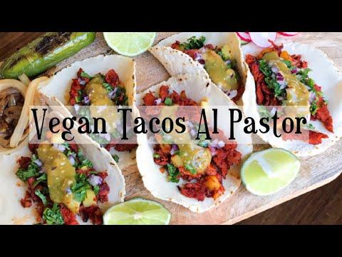 VEGAN TACOS AL PASTOR   Street Tacos   Soy La Hija Del Taquero