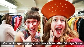 Come vintage shopping with me - fashion over 40