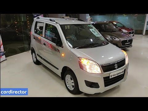 Maruti Suzuki Wagon R LXi CNG 2018 Limited Edition | WagonR 2018 Base Model | Real-life Review
