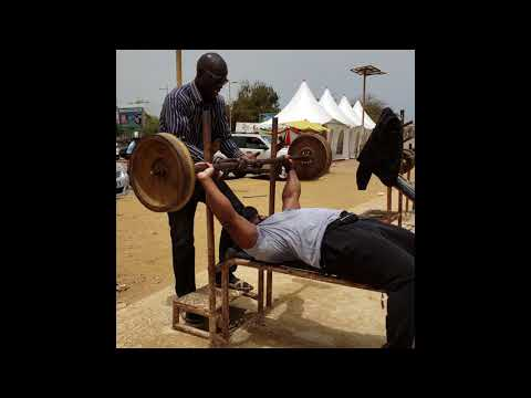 Senegal Dakar Loves Fitness (Raw Footage) - First Visit to A