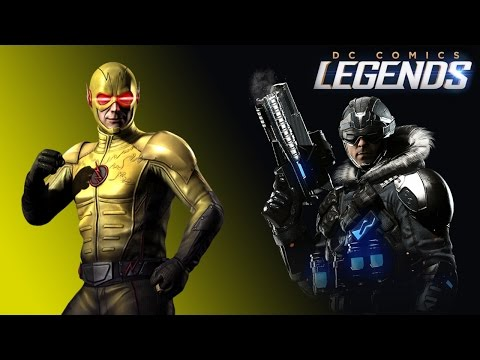 Captain Cold, The Reverse Flash and Hippolyta Come to DC Comics Legends