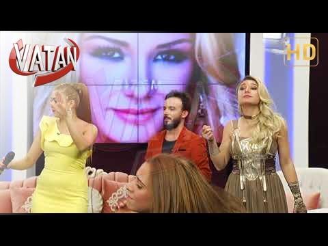 Vatan Tv Gizem Kara - Tuğba Başaran - Kızılcahamamlı Ahmetten Muhteşem Düet İzlemeyen Pişman Olur-