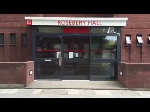 Welcome to LSE Rosebery Hall!