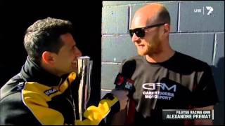 what would you give up for the Peter Brock Trophy?