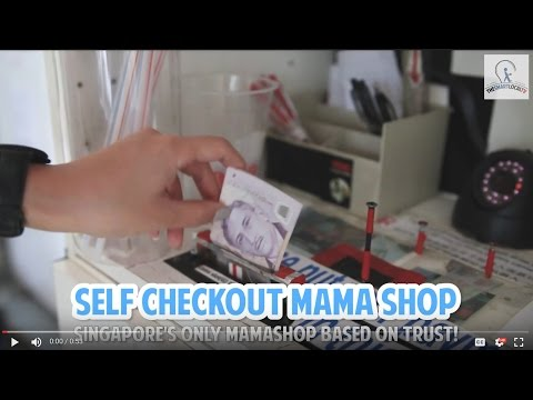 DIY Mama shop with NO employees
