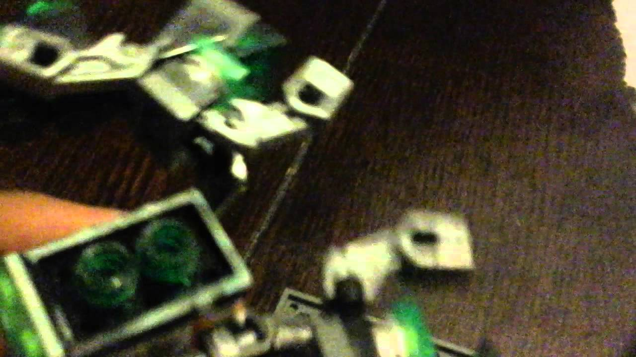The Amazing Spider Man 2 Green Goblin Lego