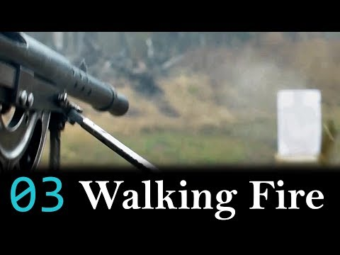 Project Lightening Episode 03: Walking Fire