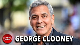 GEORGE CLOONEY Best Movie Trailers Compilation