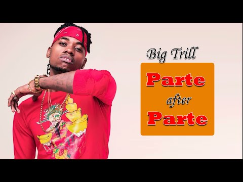 Big Trill  - Partee After Partee - (Official Lyrics Video)