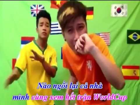 EM CUA MUA WORLD CUP - LEG [ KARAOKE]