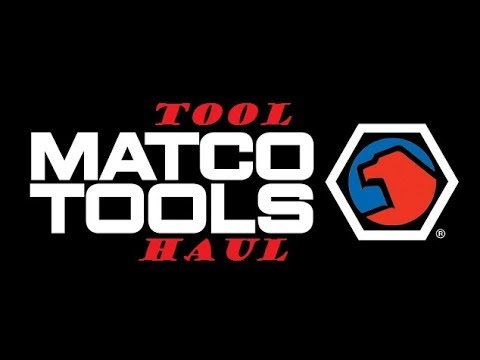 matco tool haul - youtube