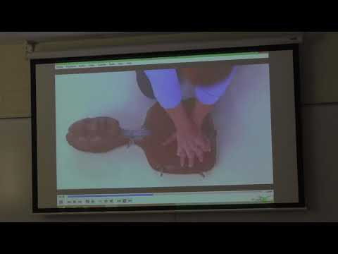 MSSU Project Stay Workshop:  CPR Training Part 1 of 1