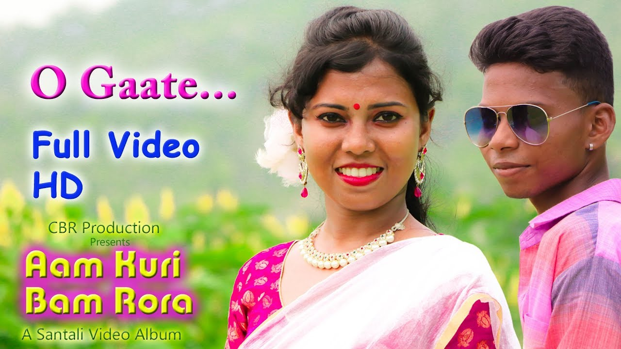 O Gaate - Full Song | Album - Aam Kuri Bam Rora | New Santali Album 2018