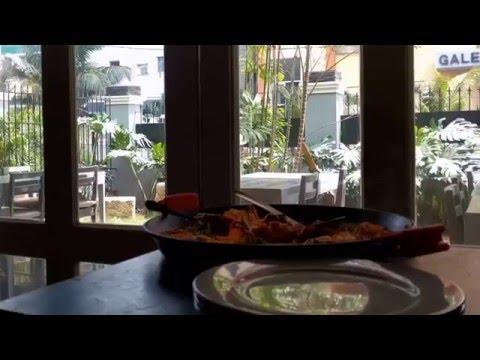Lobster Paella At VIP Havana, Lunch In Cuba
