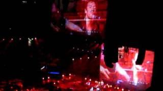 Coldplay- end of Politik. Live Sydney March 14, 2009