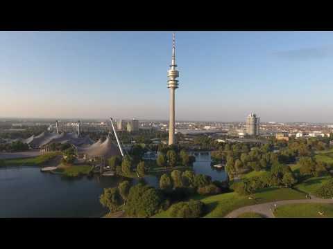 DJI PHANTOM 4 MUNICH/BAVARIA #Dronevlog 2