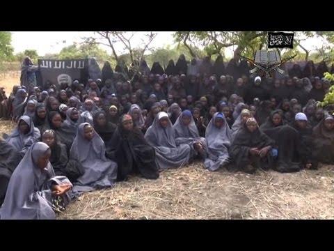 Boko Haram video claims to show missing Nigerian schoolgirls