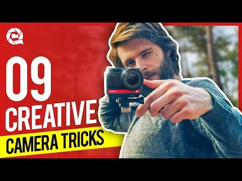 9 Creative CAMERA