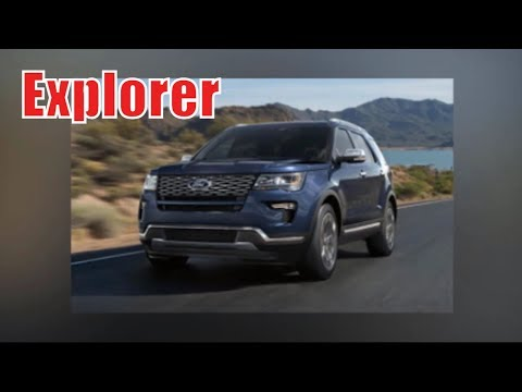 2020 ford explorer xlt | 2020 ford explorer 3rd row | 2020 ford explorer towing capacity