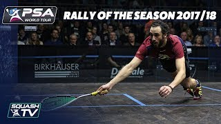 Squash: Rally of the Season 2017/18