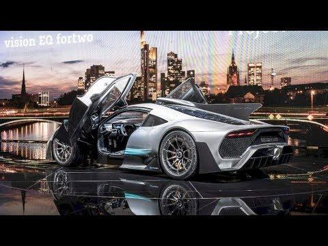 Chi tiết siêu phẩm Mercedes AMG Project ONE 2,4 triệu USD |XEHAY.VN|
