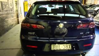 Alfa Romeo 159 Sportswagon (2007) Videos