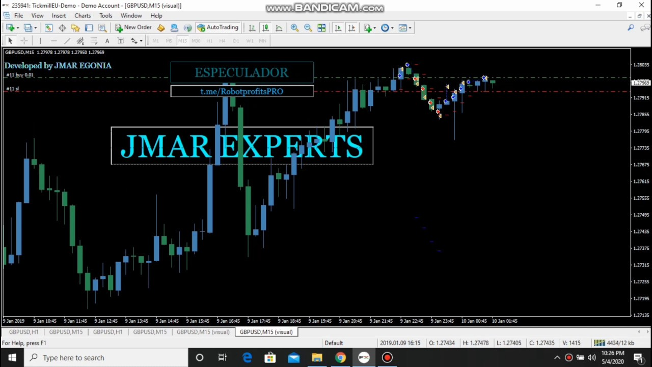 Forex Real Profit EA Free Download – Nuclear Profitable Robot